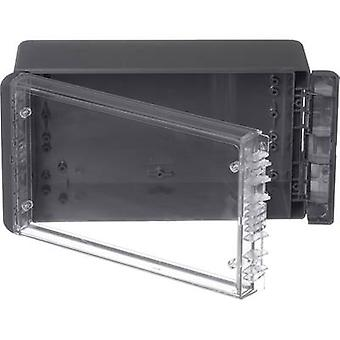 Wall-mount enclosure, Build-in casing 125 x 231 x 90 Polycarbonate (PC)