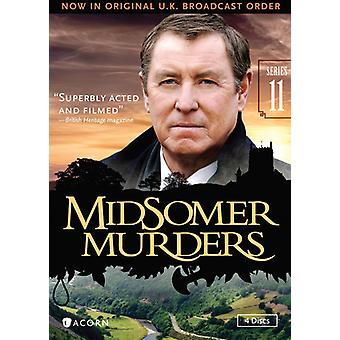 Midsomer Murders: Series 11 [DVD] USA import