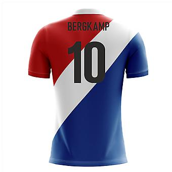 2018-19 Holland Airo Concept Third Shirt (Bergkamp 10) - Kids