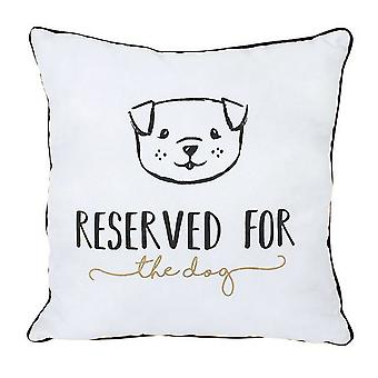 Something Different Reserved For The Dog Cushion