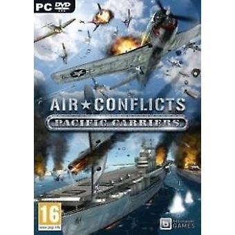 De konflikter Pacific lufttrafikföretag (PC DVD)