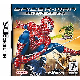 Spider-man Friend or Foe (Nintendo DS)