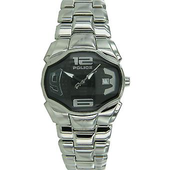 Police ladies watch wristwatch stainless steel analog Angel PL12896BS / 02 M