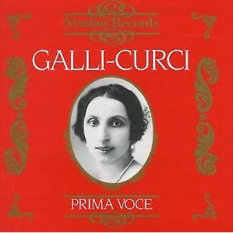 Galli-Curci - Operatic Arias Vol.1 by Various Composers
