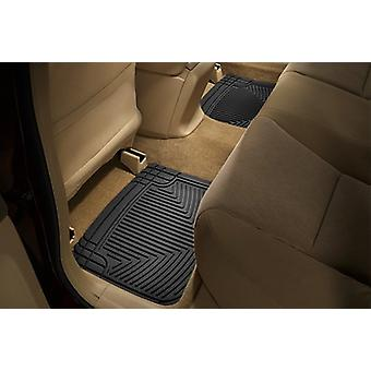 WeatherTech All-Weather Trim to Fit Rear Rubber Mats for Honda Accord, Black