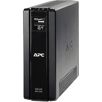 APC de Schneider Electric Back UPS BR1500G-GR UPS 1500 VA