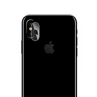 Camera lens HD + 9 H glass ultra camera lens armor protection glass for Apple iPhone X