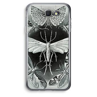Samsung Galaxy J5 Prime (2017) Transparent Case (Soft) - Haeckel Tineida