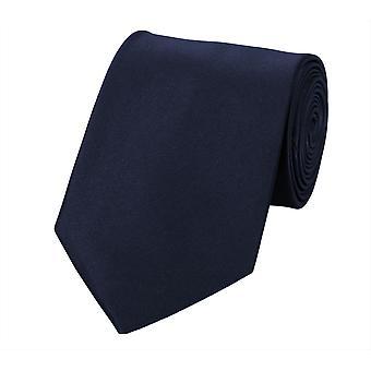 Tie stropdas tie stropdas 8cm middernacht Fabio Farini