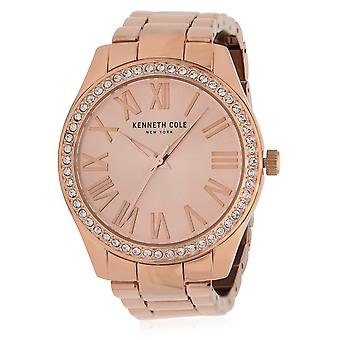 Kenneth Cole Rose Gold-Tone Ladies Watch KC50664002