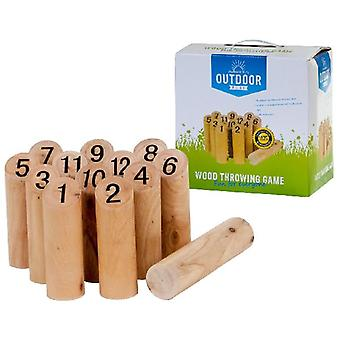 Outdoor Play Wood Throwing Game