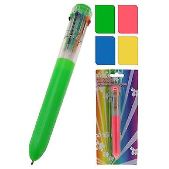 Ballpoint pen 10 colors