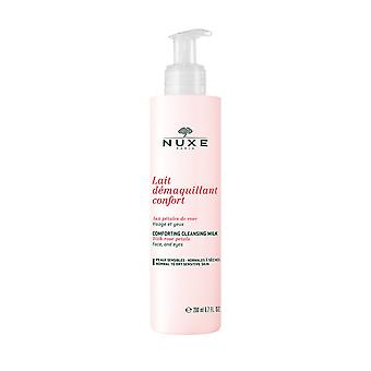 Nuxe Lait Demaquillant Confort Comforting Cleansing Milk 200 ml