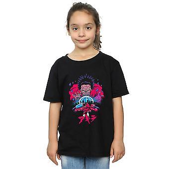 Vincent Trinidad Girls Neo Dystopian Tokyo T-Shirt