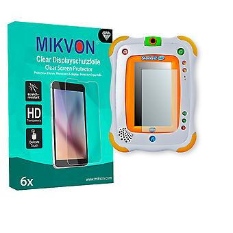 Vtech Storio 2 Junior Screen Protector - Mikvon Clear (Retail Package with accessories)