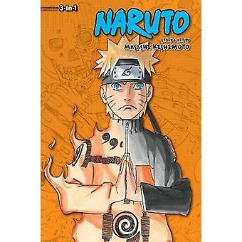 Naruto (3-i-1. utgave) - Vol. 20 - inkluderer Vols. 58-59 & 60 av Mas