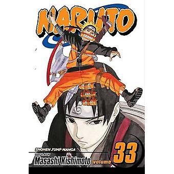 Naruto - Volume 33 by Masashi Kishimoto - Masashi Kishimoto - 97814215