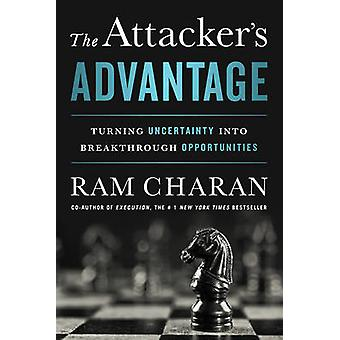 The Attacker's Advantage - Turning Uncertainty into Breakthrough Oppor