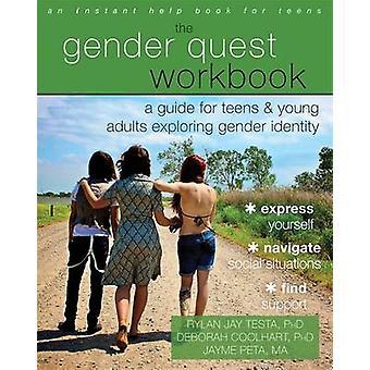 De Gender Quest werkmap - een gids voor tieners en jonge volwassenen Explori