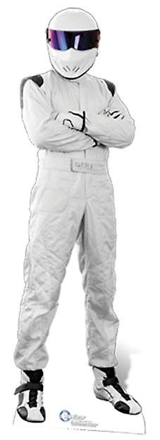 The Stig (Top Gear) - Lifesize Cardboard Cutout / Standee