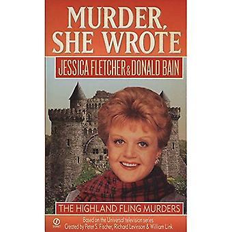 Highland Fling morderstw (A morderstwo, napisała tajemnica)