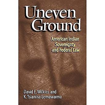Em terreno irregular: soberania do índio americano e a lei Federal