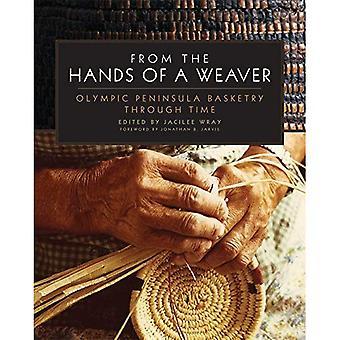 Das mãos de um tecelão: Península Olímpico cestaria através do tempo