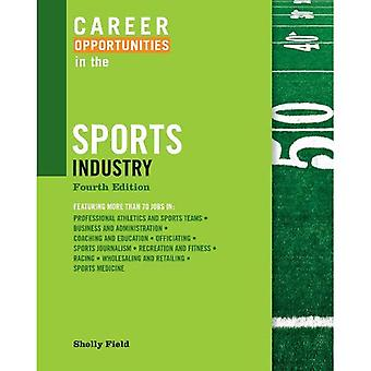 Career Opportunities in the Sports Industry, 4/e