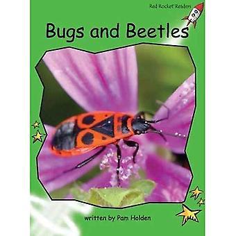Bugs and Beetles (Red Rocket Readers)