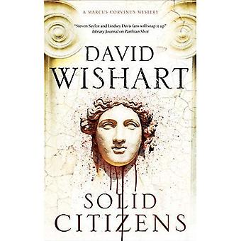 Solid Citizens (A Marcus Corvinus Mystery)