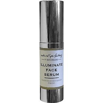 Natural Spa Factory Illuminate Face Serum