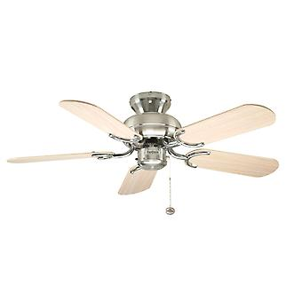 Ceiling Fan Fantasia Capri Stainless Steel 91cm / 36