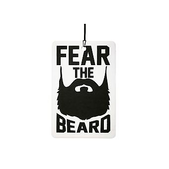 Fear The Beard Car Air Freshener