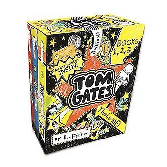Tom Gates That's Me! (Books One - Two - Three) by L Pichon - L Pichon