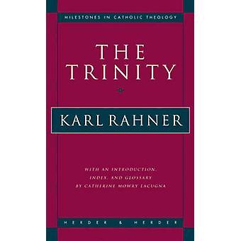 The Trinity by Karl Rahner - 9780824516277 Book