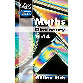 Maths Dictionary Age 11-14 - 9781840856972 Book