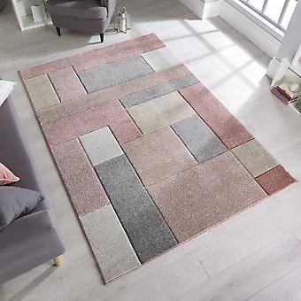 Cosmos Rugs In Pink