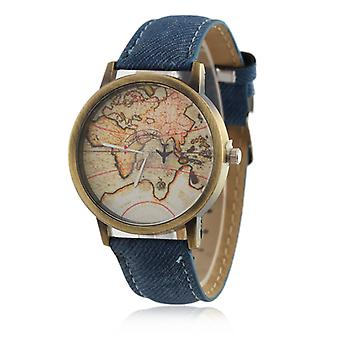 Mini World Travel Watches-Red