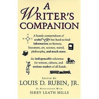 A Writer's Companion by Louis D. Rubin - 9780807119921 Book