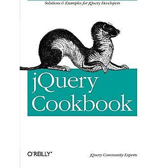 jQuery Kochbuch: Lösungen & Beispiele für jQuery Entwickler