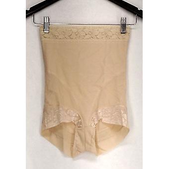 Slim 'N Lift Aire Shapewear Nude Beige Hi-Waisted Brief Shaper