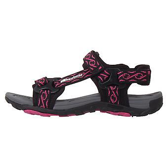 Karrimor Womens Tobago Walking Hiking Sandals Summer Shoes Multiple Straps