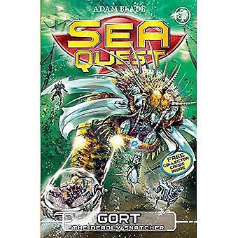 Gort de dodelijke Snatcher: boek 29 (zee Quest)