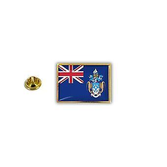 Pins Pin Badge Pin's Metal Broche Pince Papillon Drapeau Tristan Da Cunha