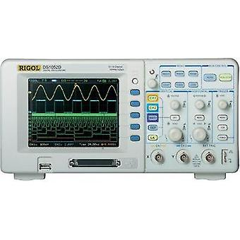 Digital Rigol DS1052D 50 MHz 18-channel 500 null