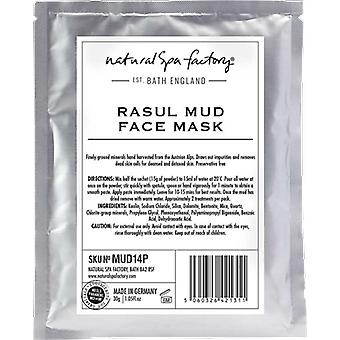 Natural Spa Factory Rasul Mud Face Mask