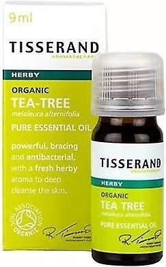 Tisserand Aromaterapi Tea Tree Organic Essential Oil