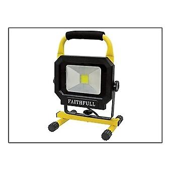 Faithfull LED Pod Sitelight 1400 Lumen 20 Watts 110v