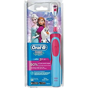 Braun Toothbrush Oral - B Stages Frozen D12 (Woman , Esthetics , Dental beauty )