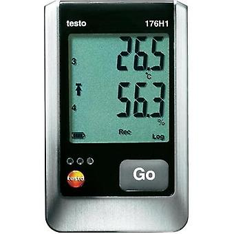 testo 176 H1 Humidity/Temperature Data Logger